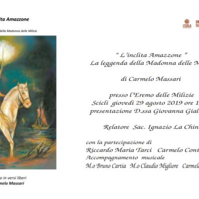 inclita-amazzone-libro-carmelo-massari-novetv-1